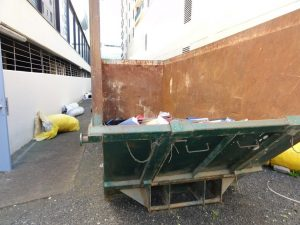 Why hire a skip when moving house?