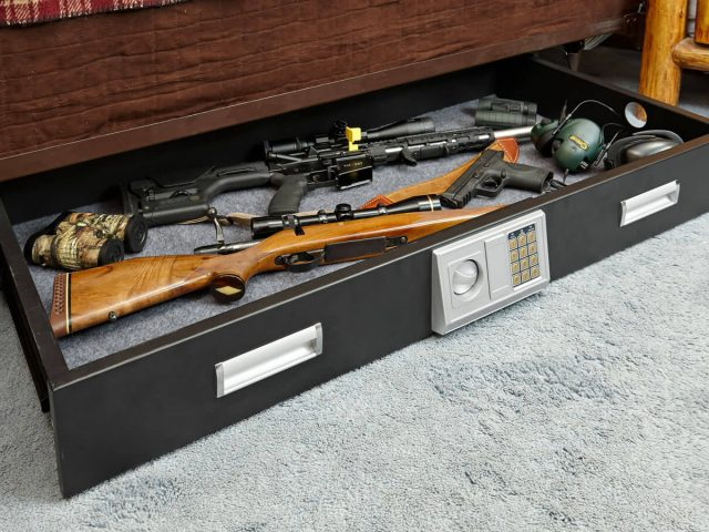 Reasons Why When You Own a Gun, You Should Have Gun Safe