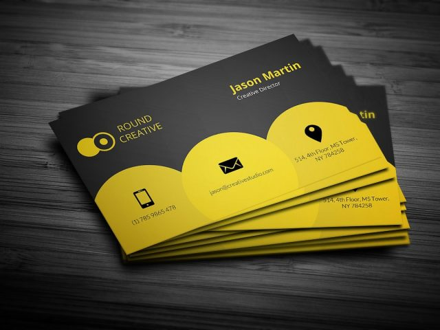 Benefits Of Printing Business Cards And Brochures For Your Business Brand