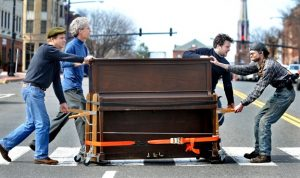How to Safely Move a Piano?