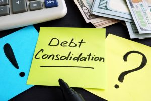 Debt Consolidation: Is it right for you