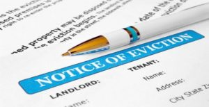 What is the difference between notice to quit and a notice to vacate?